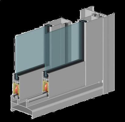 Элементы для остекления лоджий и балконов Алвиндор