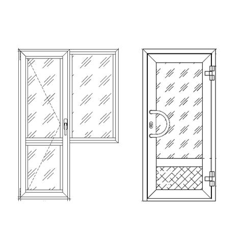 двери Алвиндор